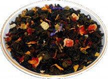 Чай зеленый Грезы Султана, 500 г, крупнолистовой зеленый ароматизированный чай