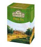 Чай зеленый Ahmad Green Tea (Ахмад Зеленый чай), картонная коробка 200г.
