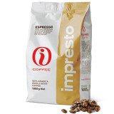 Кофе в зернах Impresto Espresso (Импресто Эспрессо) 1кг, вакуумная упаковка