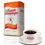 Кофе молотый Santo Domingo Caracolillo (Санто Доминго Караколийо), 453г, вакуумная упаковка