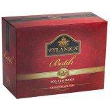 Чай Черный ZYLANICA Batik Design (Зиланика), пакетики с ярлычками, 100 саше по 2г.