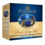 Чай Черный с бергамотом ZYLANICA Ceylon Premium (Зиланика Цейлон Премиум),  пакетики с ярлычками, 100 саше по 2г.