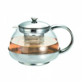 Чайник для чая Ирит стеклянный, 800 мл