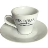 Кофейная пара Alta Roma, чашка (150 мл) + блюдце