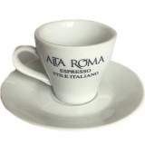 Кофейная пара Alta Roma, чашка (220 мл) + блюдце