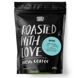Кофе в зернах Tasty Coffee Верона темная обжарка (Тейсти Кофе Верона) 250 г, вакуумная упаковка