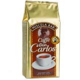 Кофе в зернах Carraro caffe Don Carlos (Карраро Дон Карлос), 1 кг, вакуумная упаковка