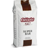 Кофе в зернах Carraro caffe Super Bar (Карраро Супер Бар), 1 кг, вакуумная упаковка