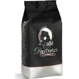 Кофе в зернах Carraro caffe Don Cortez Black (Карраро Дон Кортез Черный), 1 кг, вакуумная упаковка