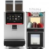 Аренда Dr. Coffee F2 суперавтоматическая кофемашина + стойка-холодильник с нагревом чашек