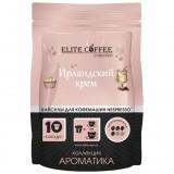 Кофе в капсулах Elite Coffee Collection Ирландский крем упаковка 10 капсул, для кофемашин Nespresso